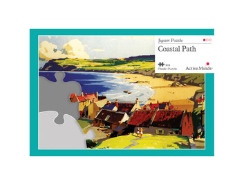 13 Piece Jigsaw Costal Path