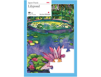 24 Piece Jigsaw Lilypondy