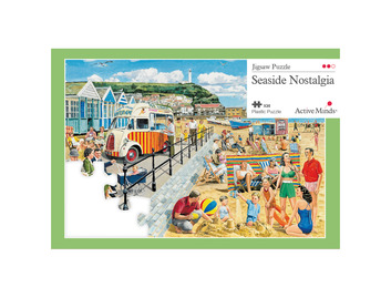 35 Piece Jigsaw Seaside Nostalgia