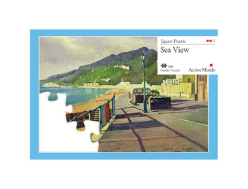 24 Piece Jigsaw Seaview