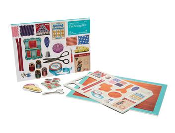 703A Creative Scene The Sewing Box