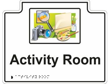 Activity Sign