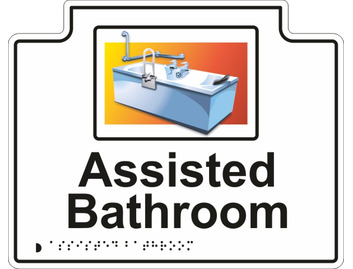 Assisted Bathroom