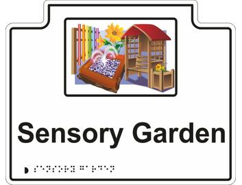 Z-Sensory Garden