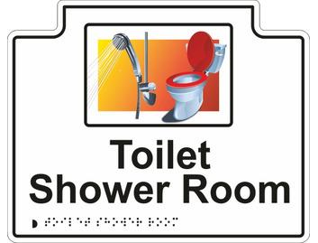Toilet Shower Room