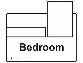 Bedroom Sign Type1