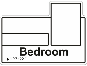 Bedroom Sign Type2