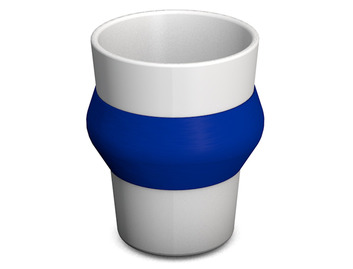 Childrens Cup 200ml With Non-Slip Grip