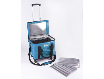 20 Litre Thermal Carry Bag with Trolley