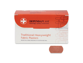 Dependaplast Traditional Heavyweight Fabric Plasters
