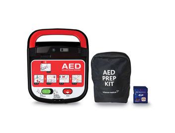 Mediana A15 HeartOn AED Bundle