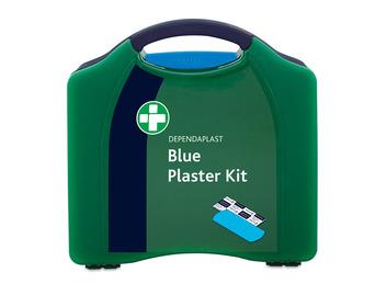 Dependaplast Blue Plaster Kit