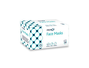 Type IIR Surgical Facemasks (Pack 50)