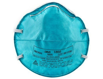 3M 1860 Respirator