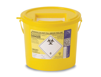 Sharps Container - 7 Litre