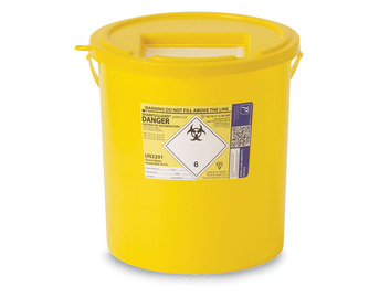 Sharps Container - 22 Litre