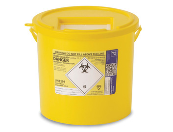 Sharps Container - 11.5 Litre