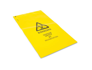 Pack of 50 Small Clinical Waste Sacks