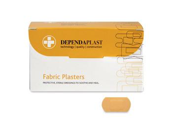 Dependaplast Advanced Fabric Plasters