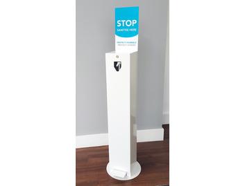 Foot Operated Hand Sanitiser Dispenser (5ltr)