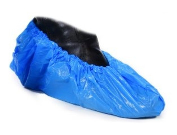 """Overshoes Blue 16"""""""