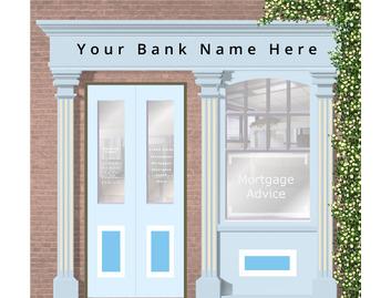 Bank 2665mm Wide