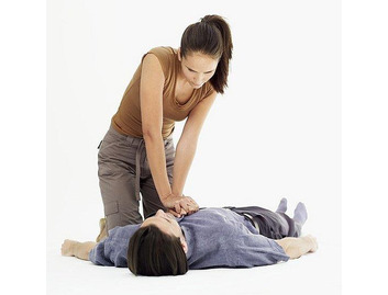 Basic First Aid (Includes Basic Life Support)