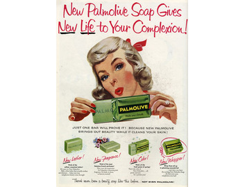 Palmolive Soap (BATH005)