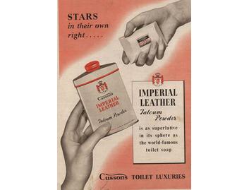 Imperial Leather Talcum Powder (BATH015)