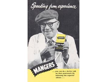 Manger's Sugar Soap (BATH032)