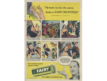 Fairy Household Soap (BATH034)