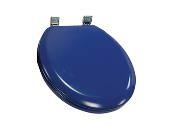 Ultimate Toilet Seat Blue