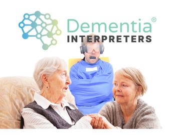 Dementia Interpreter Facilitator - 2 Day Course (Includes £500 equipment)