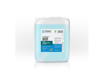Zidac Hand Wash with Antibacterial Action 5ltr Jerry Can