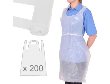 Aprons Roll Standard 675x1011mm