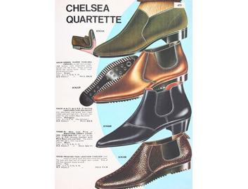 Chelsea Quartette Shoes (FA035)