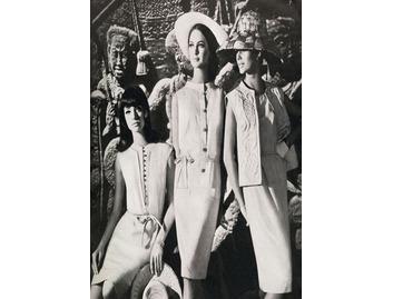 Black & White Ladies Fashion (FA040)