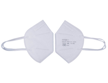 FFP2 Flat Fold Mask with Earloop