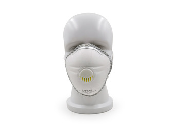DreamCan FFP3 Moulded Mask Valved