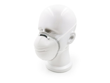 DreamCan FFP3 Moulded Mask Unvalved