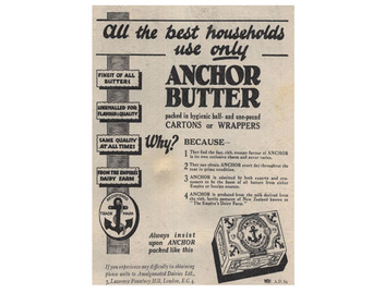 Anchor Butter (FO037)