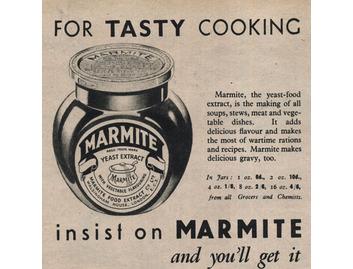 """""""Insist on Marmite"""" (FO057)"""