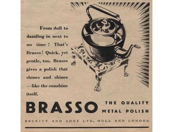 Brasso Metal Polish (FO063)