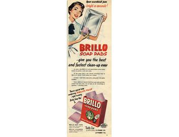 Brillo Soap Pads (FO070)