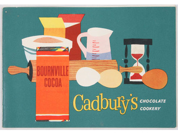 Cadbury's Chocolate Cookbook Picture (FO083)