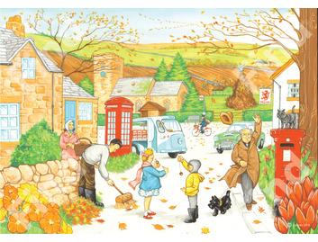 039A Autumn Les Ives Four Seasons