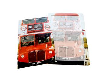 027A London Bus