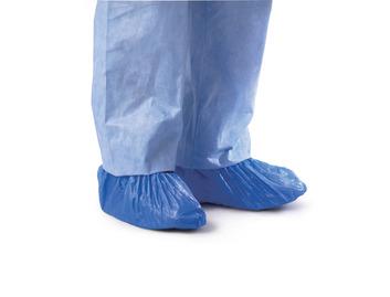 Medline Polyethylene Shoe Covers Large (Qty 1,000)