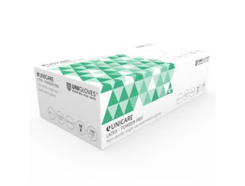 Unigloves Latex Powder-Free Gloves: Extra Small