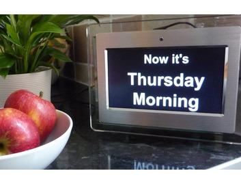 Digital Day Dementia Clock